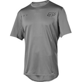 Fox Flexair Bike Jersey Shortsleeve Men grey